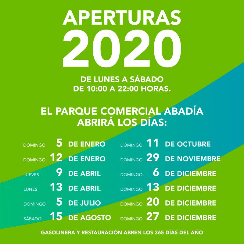 aperturas-2020-abadia