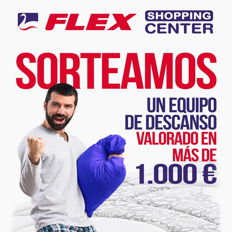 Flex Shopping Center en Parque Comercial Abadia